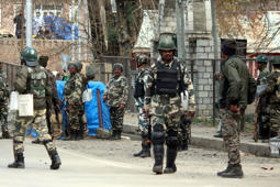 Encounter breaks out in Anantnag