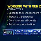 Gen Z in the workplace