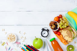Five healthy school lunch ideas that your kids will love