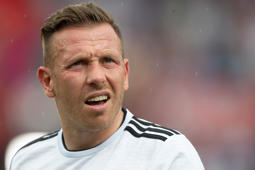 Craig Bellamy of Friendsteam during the Dirk Kuyt Testimonial match at stadium de Kuip on May 27, 2018 in Rotterdam, the Netherlands(Photo by VI Images via Getty Images)