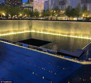 The second-best rated museum in the world is the moving 9/11 Memorial and Museum in New York