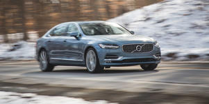 Volvo S90 T6 Inscription Is an Elegant Alternative to the Luxury Status Quo: 2018 Volvo S90 T6 Inscription AWD offers an alternative take on the luxury sedan, one that stands apart from the German competition.