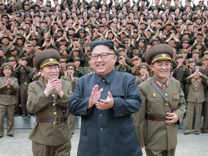 "a group of people in military uniform standing in front of a crowd: North Korea has a reputation for reclusivity, and is commonly called a ""hermit kingdom"" due to its reclusivity. North Korea has one of the largest militaries in the world, employing approximately 4.7% of the total population. Drug use is rampant with an estimated 30% of North Koreans using substances ranging from marijuana to methamphetamines.  Considering that North Korea - formally (and ironically) known as the Democratic People's Republic of Korea - is commonly referred to as a ""hermit kingdom,"" quite a lot is known about this reclusive, isolated nation of 25 million people. Its recent ballistic missile tests made headlines around the globe, as have the tirades of its young leader, Kim Jong-un. Heartrending tales of the North Korean Famine of the 1990s still strike a chord today, while eccentric anecdotes about the three generations of DPRK leaders draw raised eyebrows. Kim Jong-il, son of founder Kim Il-sung and father to the current head of state,  is reported to have bowled a perfect 300 during his first game and to scored 38 under par playing golf, according to The Washington Post. He is also said to have  written 1,500 books during his college years alone, The Telegraph reports. While these outrageous stories are likely overblown propaganda, here are seven real facts about North Korea you probably don't know that may reshape the way you think about this reclusive nation."