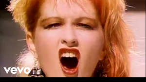 Cyndi Lauper with the mouth open: Cyndi Lauper's official music video for 'Girls Just Want To Have Fun'. Click to listen to Cyndi Lauper on Spotify: http://smarturl.it/CyndiLauperSpotify?IQid=CyndiLGWHF  As featured on The Essential Cyndi Lauper. Click to buy the track or album via iTunes: http://smarturl.it/TECY?IQid=CyndiLGWHF Google Play: http://smarturl.it/CLGJWHFGPlay?IQid=CyndiLGWHF Amazon: http://smarturl.it/ECLAmazon?IQid=CyndiLGWHF  More From Cyndi Lauper She Bop: https://youtu.be/KFq4E9XTueY Time After Time: https://youtu.be/VdQY7BusJNU True Colors: https://youtu.be/LPn0KFlbqX8  More great 80s videos here: http://smarturl.it/Ultimate80?IQid=CyndiLGWHF  Follow Cyndi Lauper Website: http://cyndilauper.com/ Facebook: https://www.facebook.com/officialcyndilauper Twitter: https://twitter.com/cyndilauper Instagram: https://instagram.com/cyndilauper/  Subscribe to Cyndi Lauper on YouTube: http://smarturl.it/CyndiLauperSub?IQid=CyndiLGWHF  ---------  Lyrics:  I come home in the morning light My mother says when you gonna live your life right Oh mother dear we're not the fortunate ones And girls they want to have fun Oh girls just want to have fun  The phone rings in the middle of the night My father yells what you gonna do with your life Oh daddy dear you know you're still number one But girls they want to have fun Oh girls just want to have  That's all they really want  Some fun When the working day is done Girls - they want to have fun Oh girls just want to have fun