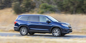 The 2019 Honda Pilot Looks Tougher, Drives Better: The 2019 Honda Pilot looks less like a minivan. It has also had some more substantive changes.