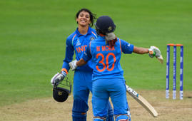 ICC chief's wish for women's cricket
