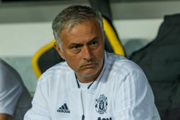 Jose Mourinho: I warned players at half-time
