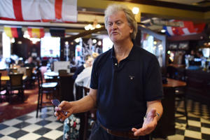 Tim Martin, founder and chairman of Wetherspoon