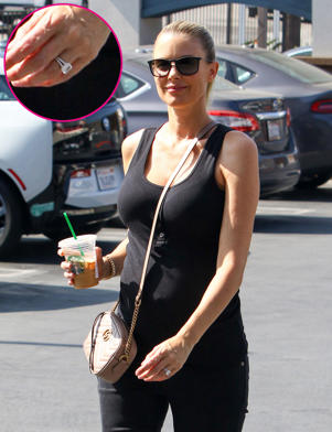 Paige Butcher is seen in Los Angeles on September 24, 2018.