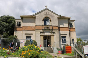 The former St Joseph's Catholic Convent on Great North Road in Auckland's Grey Lynn houses those with few other options.