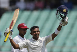 'Shaw reminds me of Gavaskar, Tendulkar'