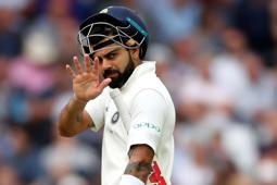 'Kohli's hunger for every Test run a great sign'