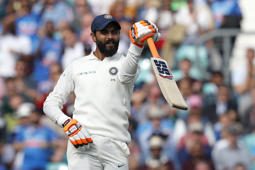 'Jadeja ahead of Ashwin in batting race'