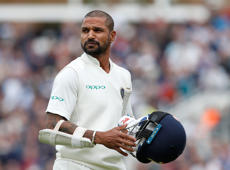 'See no point persisting with Dhawan'