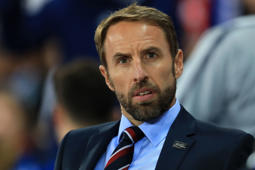11th September 2018, King Power Stadium, Leicester, England; International Football Friendly, England versus Switzerland; England Manager Gareth Southgate (photo by Shaun Brooks/Action Plus via Getty Images)