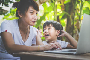 A poll, of 2,000 parents, found 54 per cent are regularly flummoxed by the deep and meaningful or scientific questions put to them by their children.