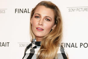 Blake Lively - provided by Associated Press