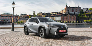 "The 2019 Lexus UX Is More Than a Dressed-Up Hatchback: Lexus's new entry-level vehicle, the UX crossover, somewhat convincingly shows that ""affordable luxury"" is not an oxymoron."