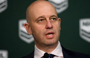 NRL boss Todd Greenberg says the size of the expected crowd for the Sydney Roosters' preliminary final is behind the decision to host it at Allianz Stadium.
