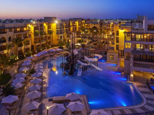 The Steigenberger Aqua Magic Hotel in Hurghada. Pic: Steigenberger