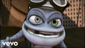 Is Crazy Frog catchy or just plain annoying? Vote here: http://www.udiscovermusic.com/stories/catchy-most-annoying-songs  Listen to more from Crazy Frog: https://crazyfrog.lnk.to/Essentials  Music video by Crazy Frog performing Axel F. (C) 2005 Mach 1 Records GmbH under exclusive license to Universal Records, a Division of UMG Recordings, Inc  #CrazyFrog #AexlF #vevo #electronic #vevoofficial