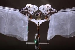 Flying insect-like robot is now a reality