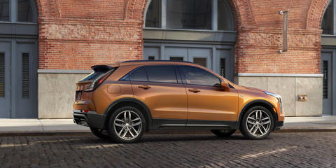 Cadillac's XT4 small SUV is an all-new entry, but its virtues are traditional.