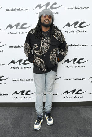 NEW YORK, NY - JUNE 13:  Rapper Wale visits Music Choice on June 13, 2018 in New York City.  (Photo by Mike Coppola/Getty Images)
