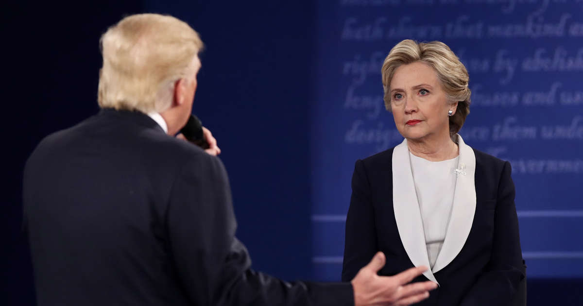 Hillary Clinton Blasts Trump in New Essay: Our Democracy Is in Crisis
