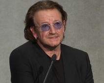 Bono says Pope Francis is 'aghast' at Church sex abuse scandals