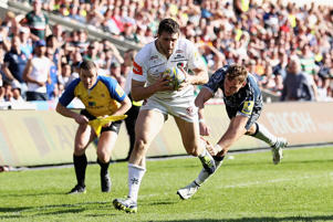 Jonah Holmes impressed for Leicester