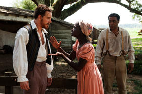 12 Years a Slave - 2014 Michael Fassbender, Lupita Nyong'o, Chiwetel Ejiofor