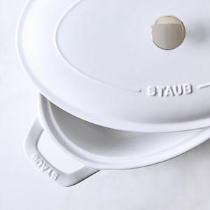 Staub Matte Ceramic Covered Baking Dish