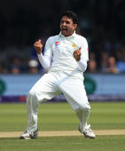 Pak's second-fastest to 50 Test wickets