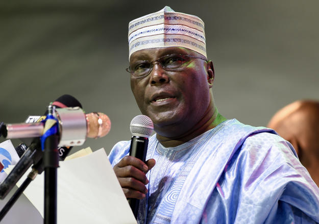 Image result for Military commanders don't have to obey Buhari, says Atiku