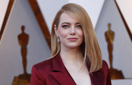 Emma Stone says 'her organs shifted' after wearing corset for a month