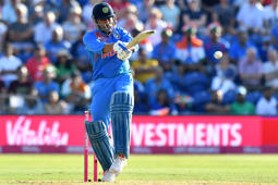 'Dhoni's omission a sign of the coming future'