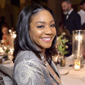 LOS ANGELES, CA - OCTOBER 09: (EDITORS NOTE: Retransmission with alternate crop.) Tiffany Haddish attends the PORTER Incredible Women Gala 2018 at Ebell of Los Angeles on October 9, 2018 in Los Angeles, California.  (Photo by Stefanie Keenan/Getty Images for PORTER Incredible Women Gala 2018)