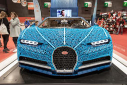 This driveable Lego Bugatti Chiron has to be seen to be believed