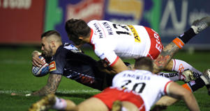 Hardaker has not played since helping Castleford reach the Grand Final last September