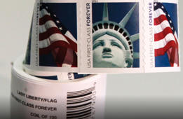 Postal worker accused of stealing & selling $630K of stamps online