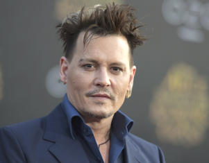 Johnny Depp is opening up about his highly-anticipated new role as the villain Grindelwald in the upcoming Fantastic Beasts: The Crimes of Grindelwald.