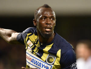 Bolt fires two goals to stake claim for contract