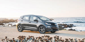 Safety, Driver Assistance, and Warranty: The Chevrolet Bolt EV's crash-test results are good but not great, and its active-safety features are available only on the pricier model.