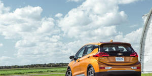 Cargo Space and Storage: The Chevrolet Bolt EV is nearly as practical as your average small crossover, with generous cargo capacity and ample interior cubby storage.