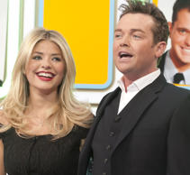 Holly Willoughby and Stephen Mulhern