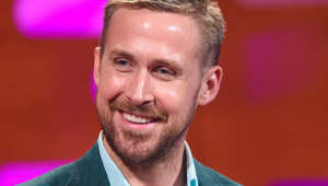Ryan Gosling during the filming of the Graham Norton Show at BBC Studioworks 6 Television Centre, Wood Lane, London.