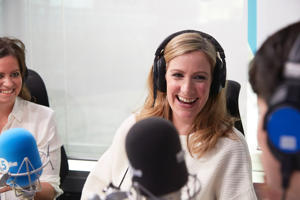 Undated BBC handout photo of of BBC Radio 5 Live news reader Rachael Bland, who has died after being diagnosed with incurable cancer