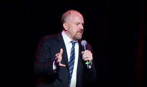 Louis C.K. reportedly opens up about his 'weird year' in stand-up appearance