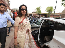 Inside Hema Malini's birthday bash
